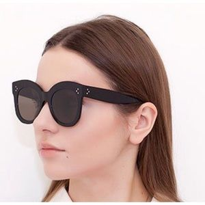 8e3482684d87a Celine Accessories - NWOT Celine Chris Round Sunglasses